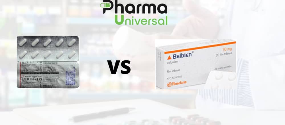 Lypin And Belbien Medicine